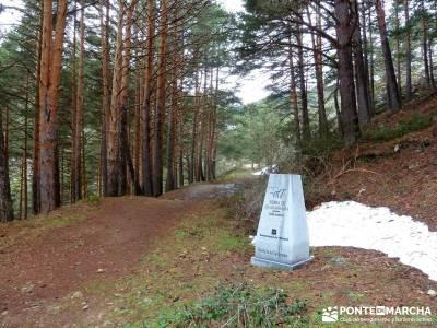 Chorro o Chorrera de San Mamés; pueblos con encanto cerca de madrid; turismo activo;mochila trekkin